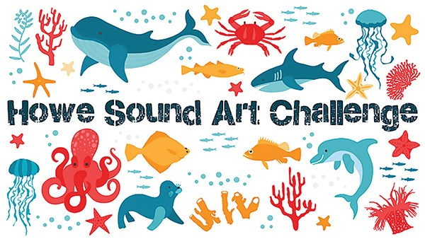 howe sound art challenge