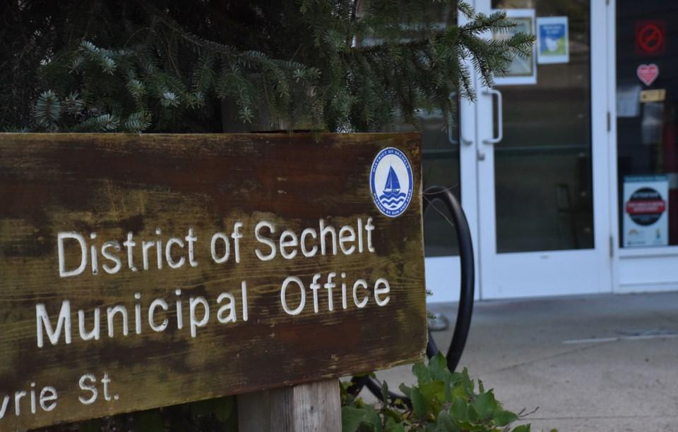 Sechelt Municipal Hall