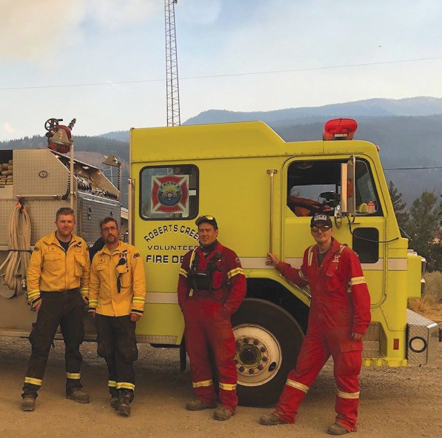 N.Firefighters Deployed