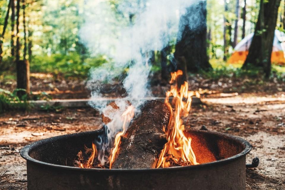 N.Campfire Ban