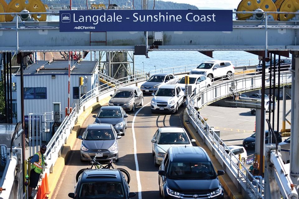 langdale ferry terminal