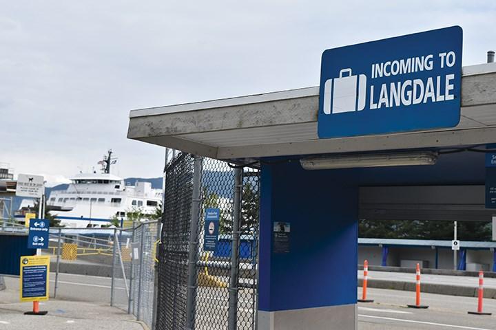 Langdale Terminal