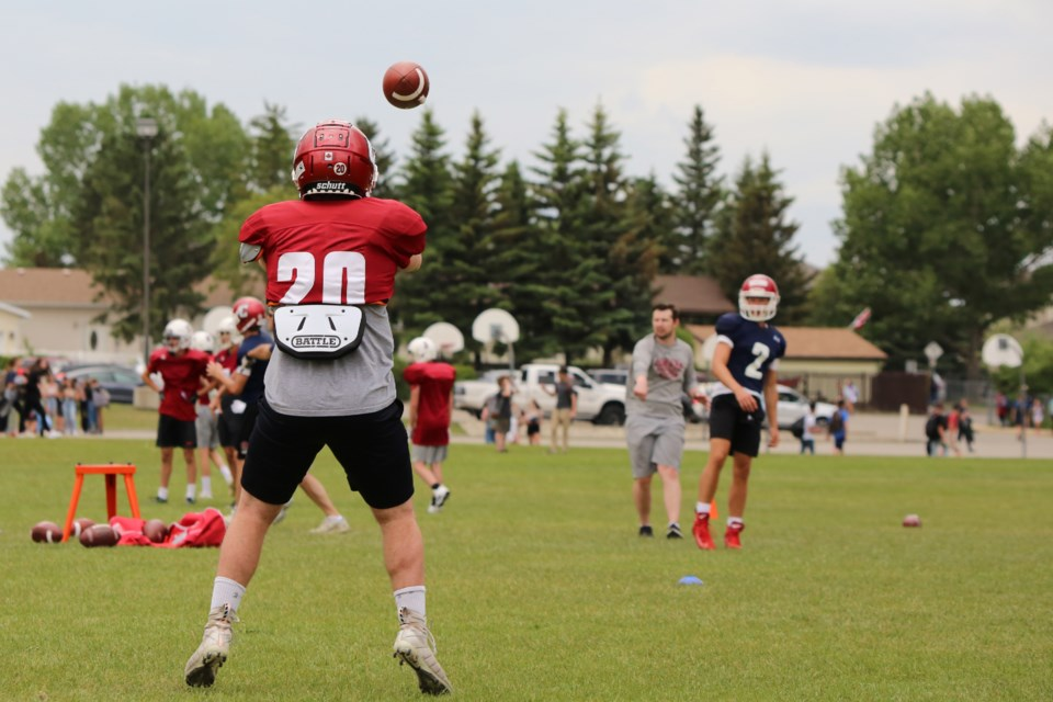 The Cochrane Cobras are gearing up for their season opener against Bert Church High School on Friday (Sept. 3) at 4:30 p.m. on the turf behind Bow Valley High School.