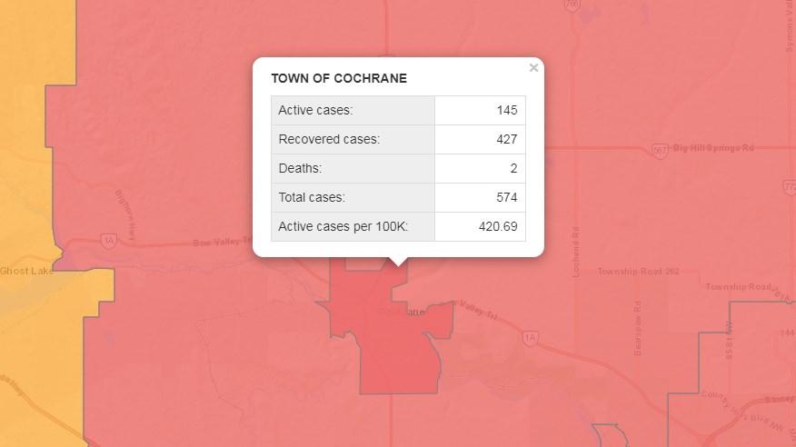 Cochrane Cases April 15