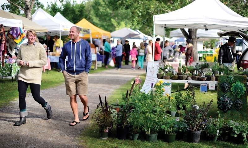 Cochrane Farmers market