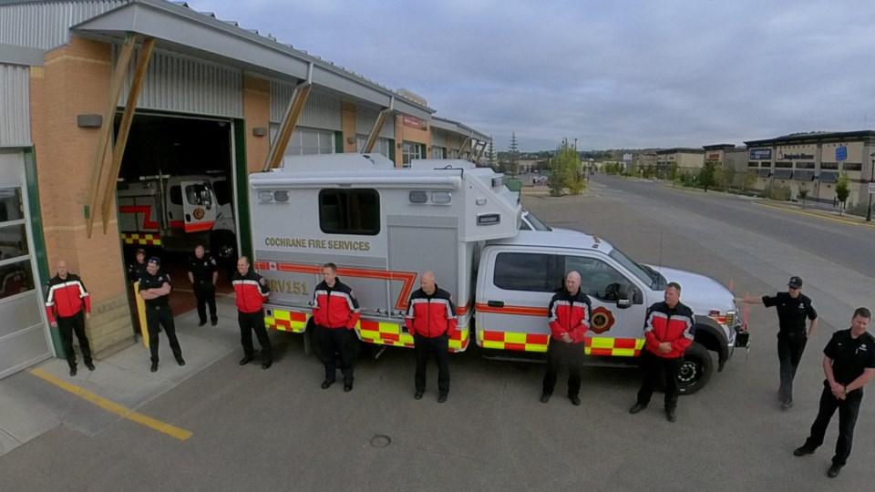 Cochrane Fire Services 2