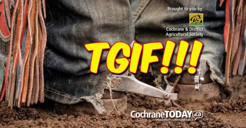 !TGIF Cochrane Ag Society