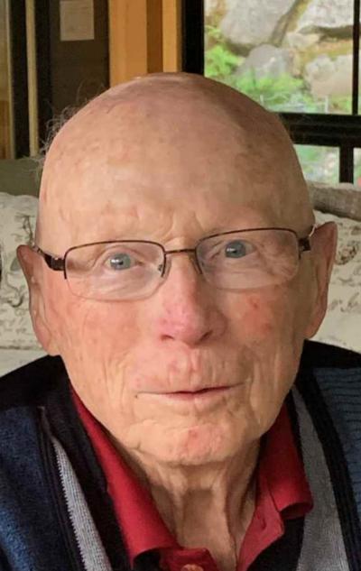 Obituary photo Dad