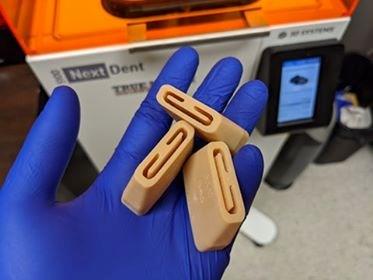 Luke LaRocque-Walker is creating bias tape makers with 3D printing technology. Luke LaRocque-Walker Photo