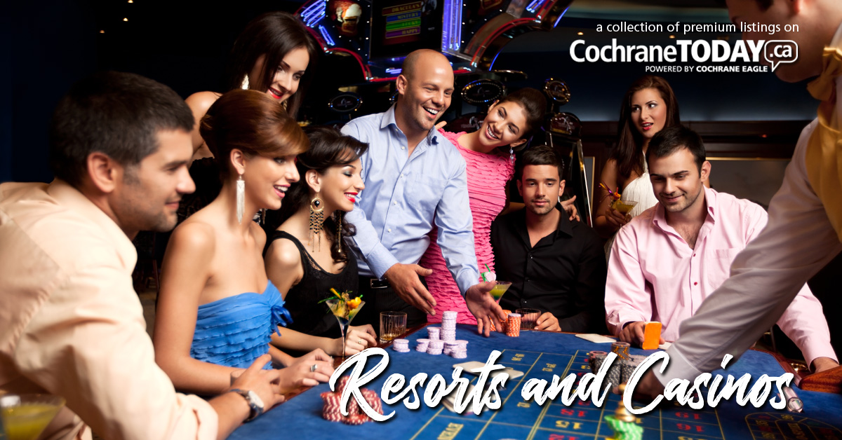 Resorts and Casinos