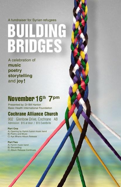 Building bridges concert pic