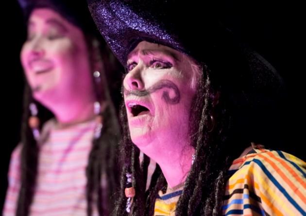 Treasure Island Pantomime YM 2