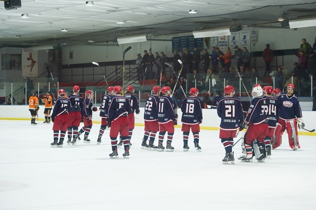 The Cochrane Generals opened the 2019-20 season with a 5-0 shutout of the Airdrie Thunder. 