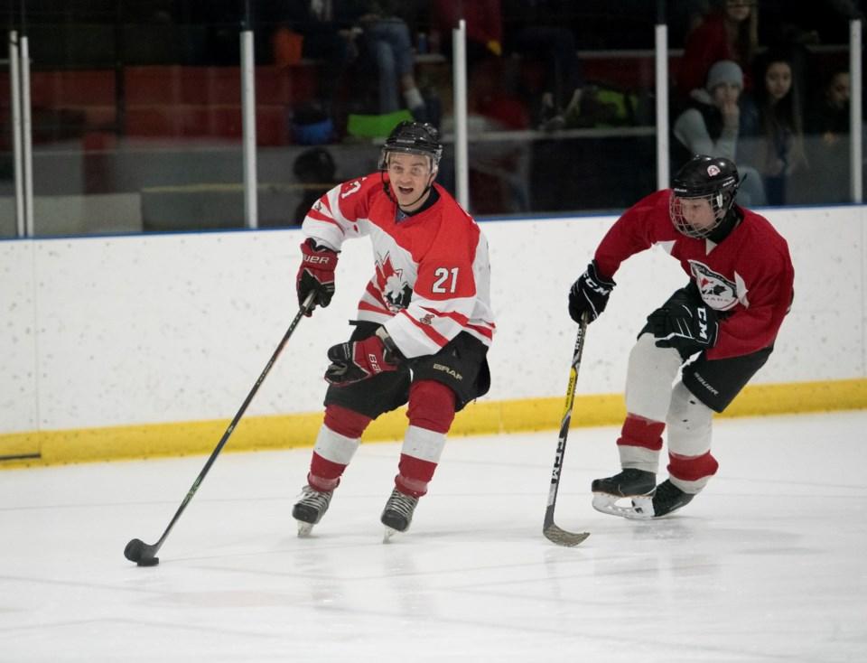 5th Annual SKCAC Benefit Hockey Game YM 2