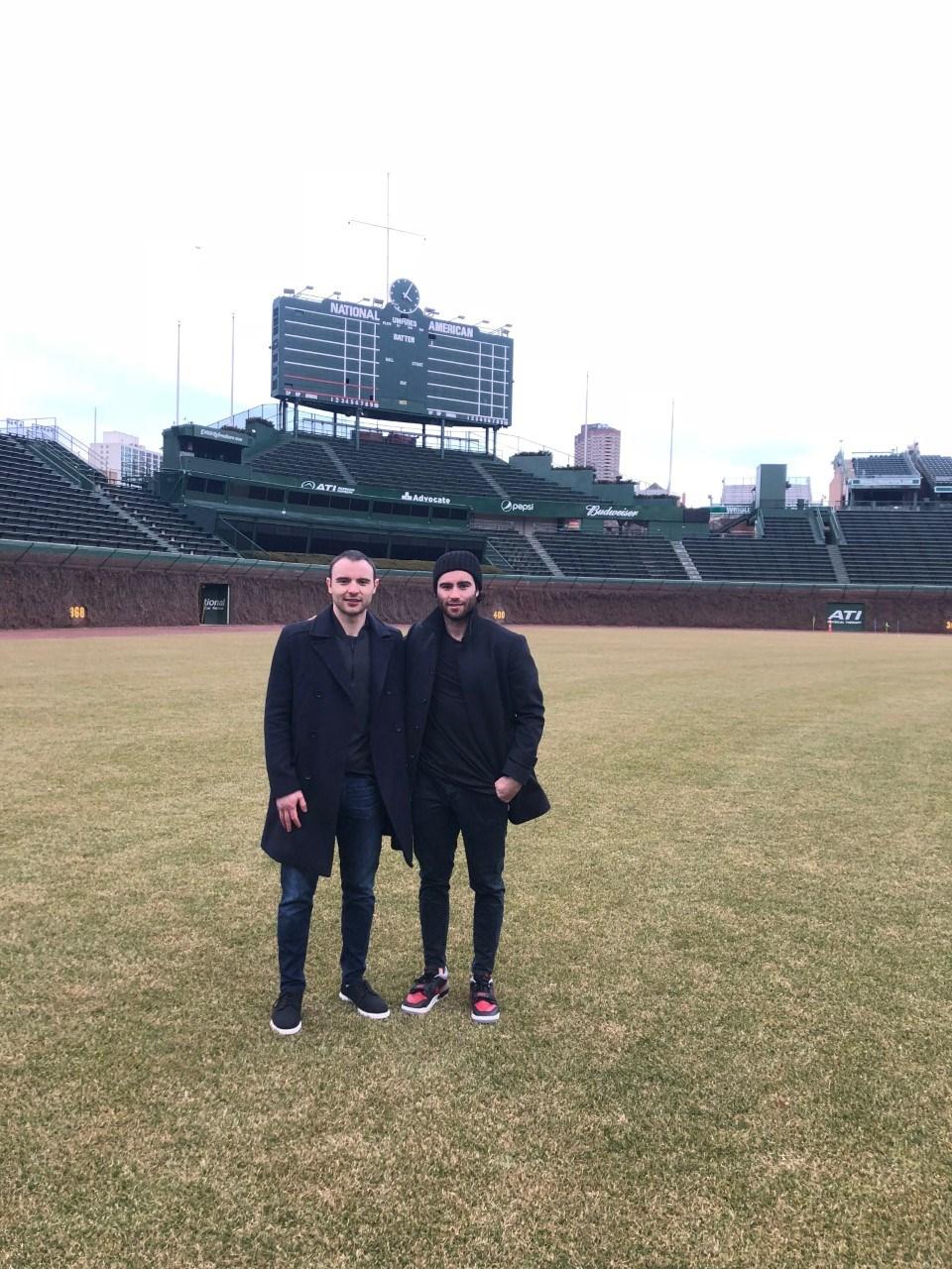 Dillon and Jake Dube