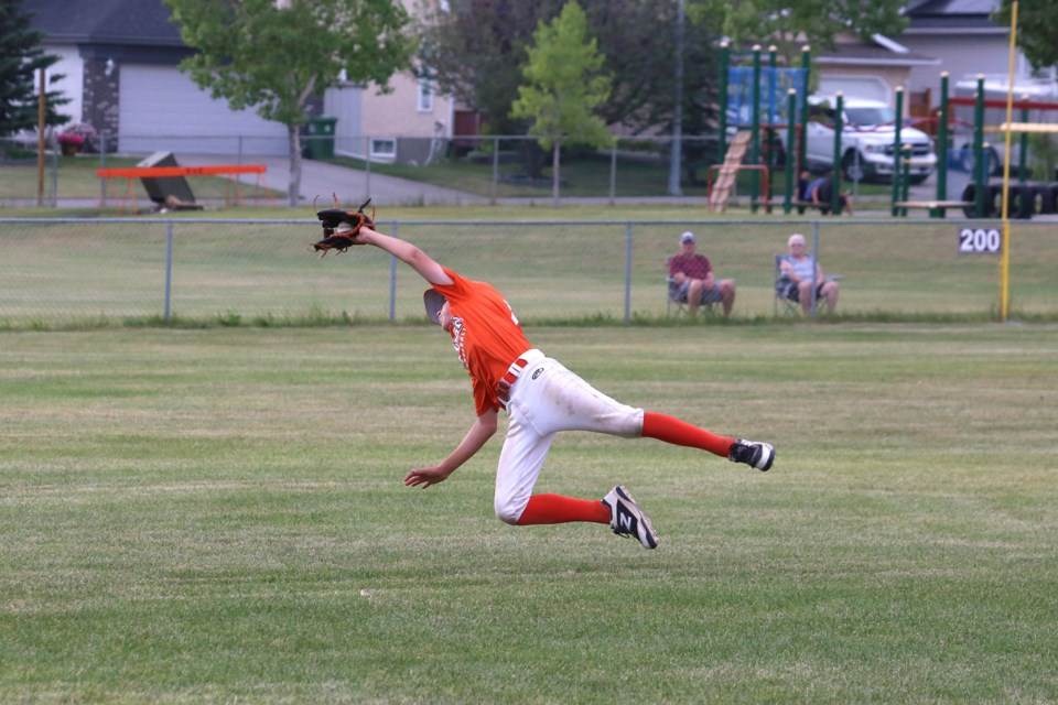 The U13AA boys and the U15AAA boys will be heading off to provincials for a weekend of play Aug. 20-22. (Tyler Klinkhammer/The Cochrane Eagle).
