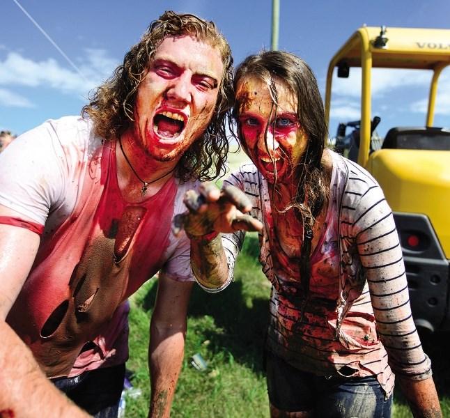 Zombie Survivor returns July 25.