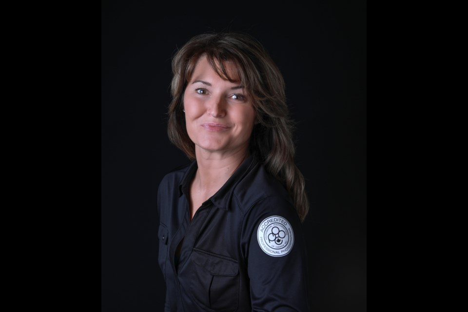 Local photographer and Team Canada member Jacquie Matechuk. Photo submitted.