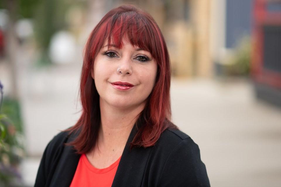 Marni Fedeyko runs for town council