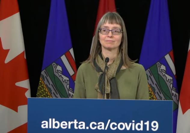 Alberta has 126 new cases of COVID-19, province ...
