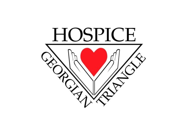 Hospice Georgian Triangle logo