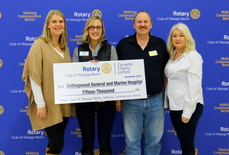 Rotary Cheque Presentations_Bryan Davies Photo-4