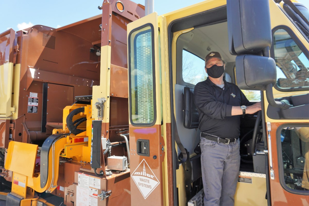 County provides first peek at new automated waste collection system (VIDEO)