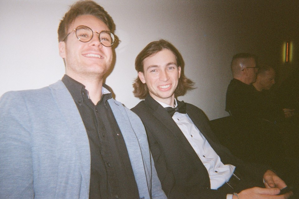 Thomson and Hargreaves met in university, where they each developed unique video skills in their respective programs.