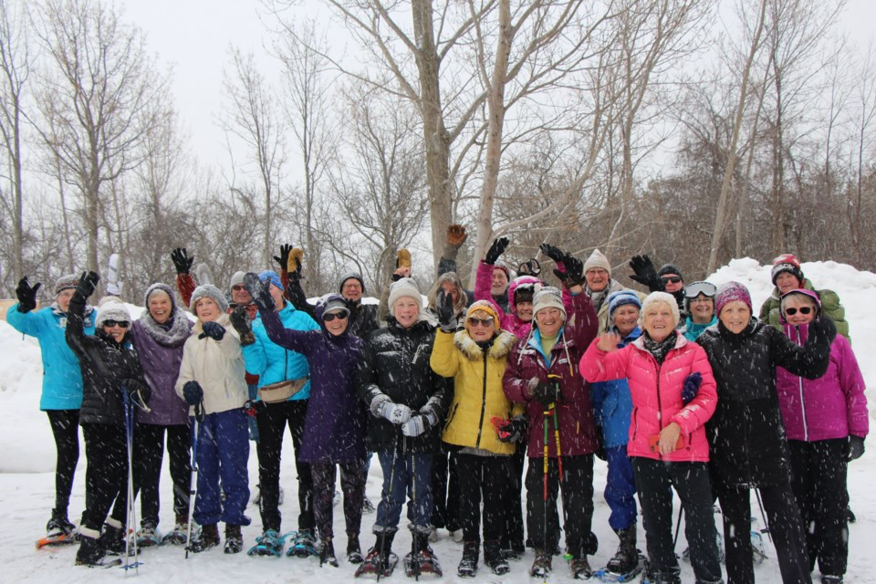 The Nature League currently consists of over 130 members, and welcomes anybody from the community to join. Maddie Johnson for CollingwoodToday