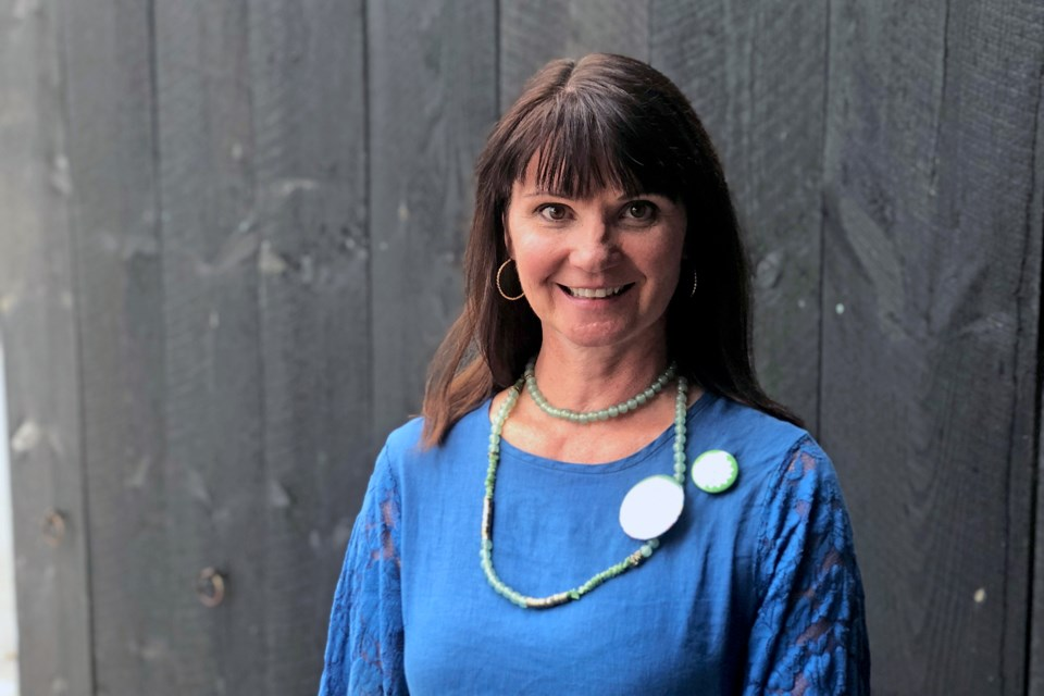 Sherri Jackson is the Green Party of Canada candidate for Simcoe-Grey. Erika Engel/CollingwoodToday