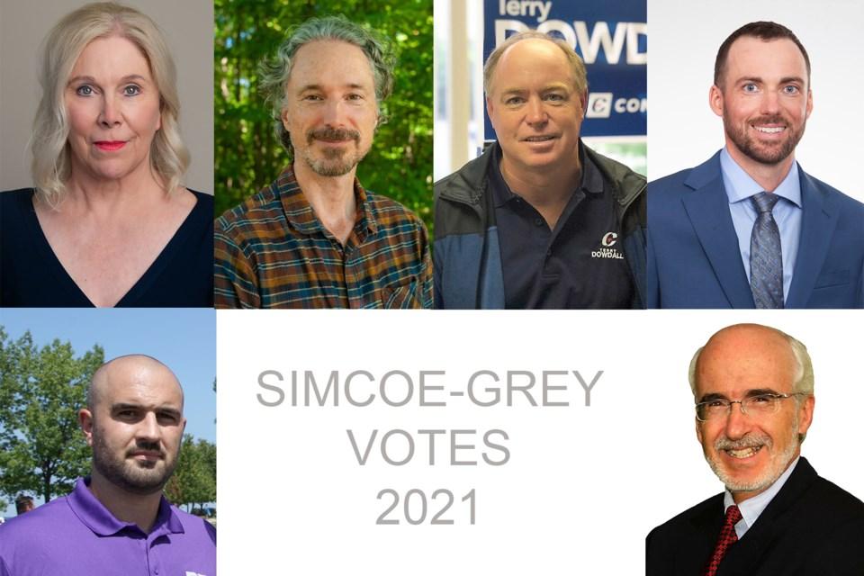 Simcoe-Greycandidates
