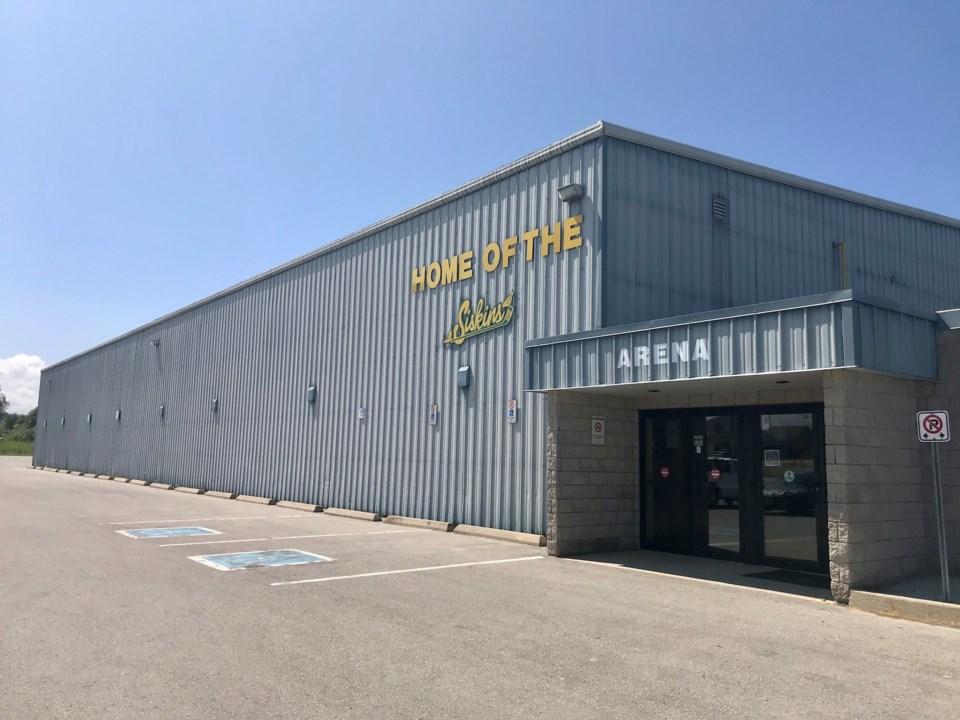 Stayner Community Centre - July 2019