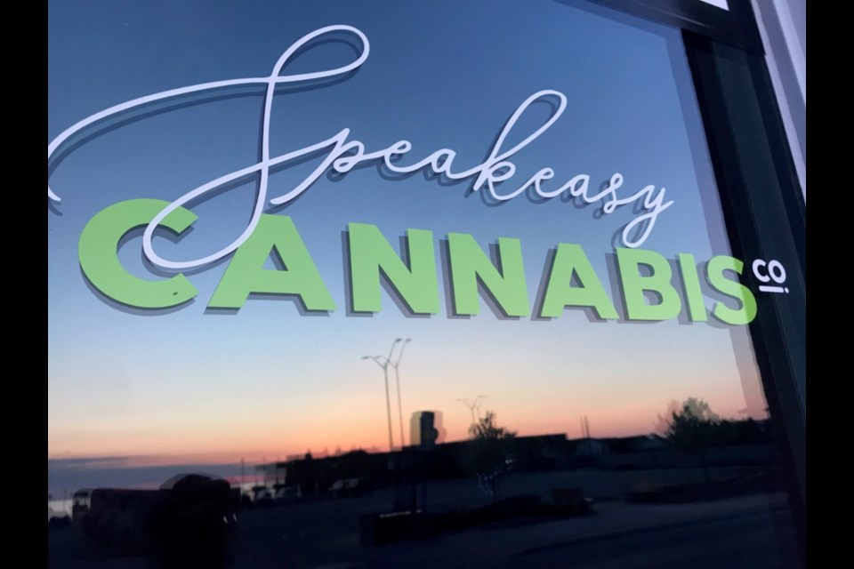 Speakeasy Cannabis' new location in Wasaga Beach is open now! They have a complete menu available at www.speakeasycannabis.ca (supplied photo)