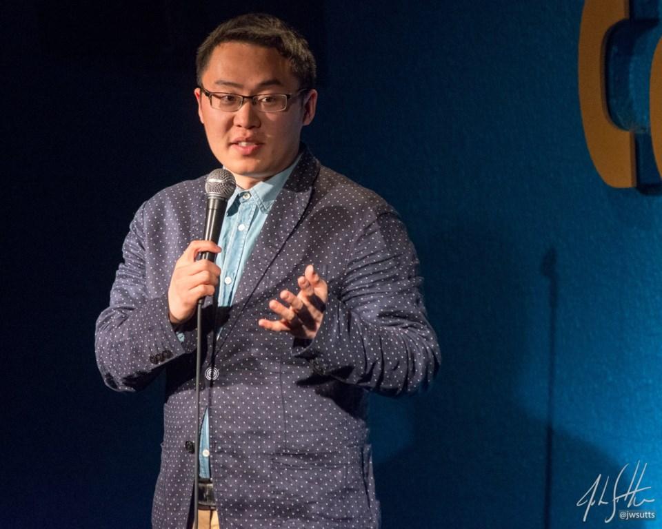 DC Comedian    Fangzhou He