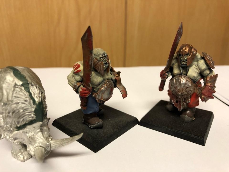 Gordon miniatures