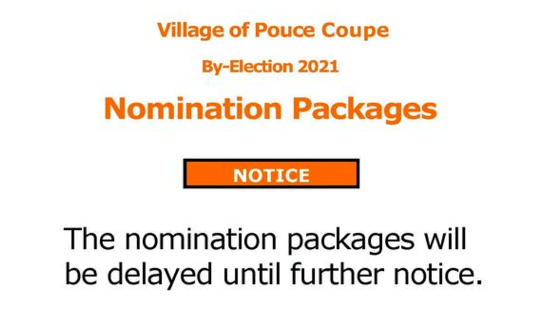 No election packages