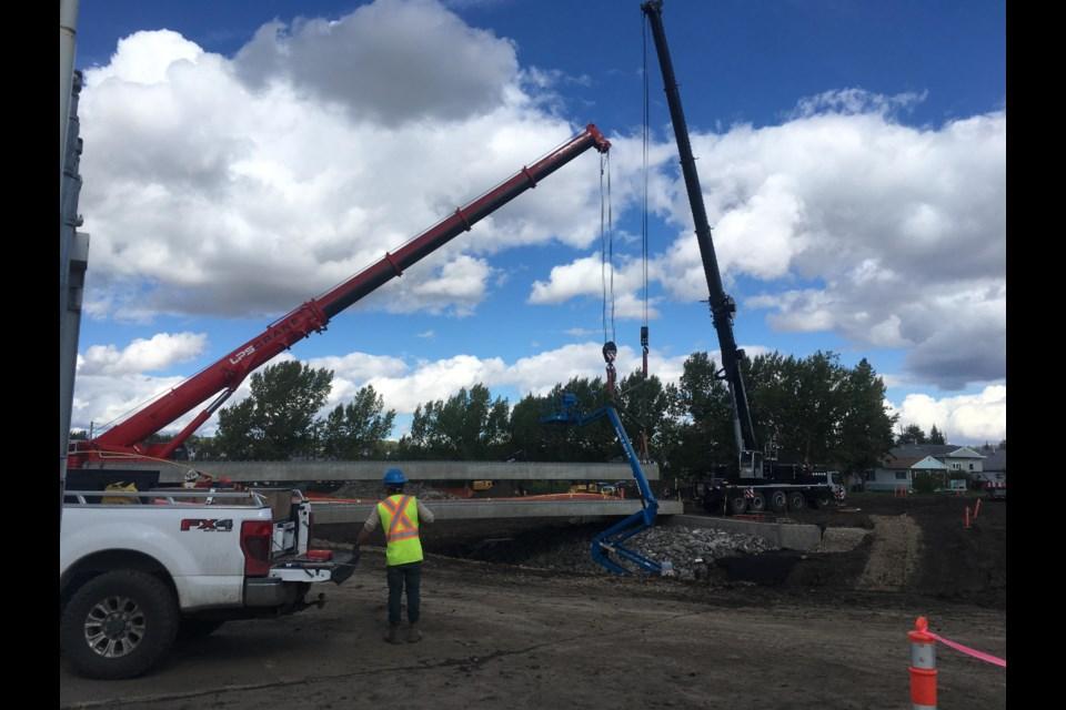 Bridging the Dawson Creek