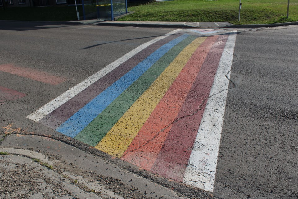 rainbow-crosswalk