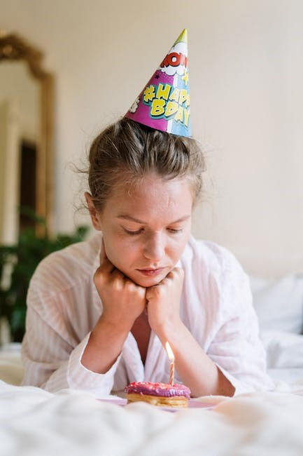 Tumbler birthday on hold