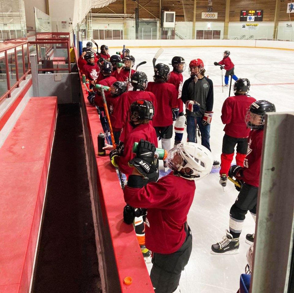 Canucks Hockey School
