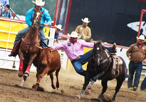 Dawson rodeo