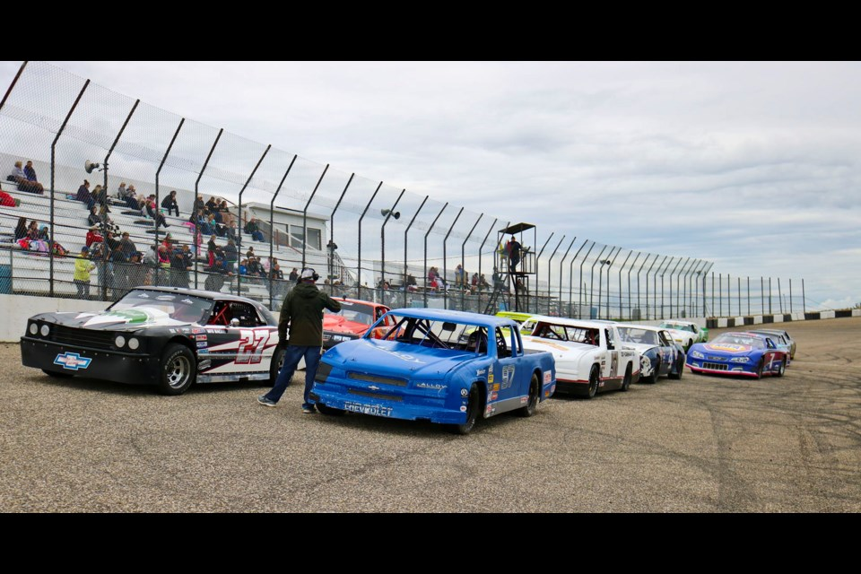 Hythe Motor Speedway held two race weekends last year with a limited number of fans, but are hoping for a return to normal when the 2021 season starts up July 17.