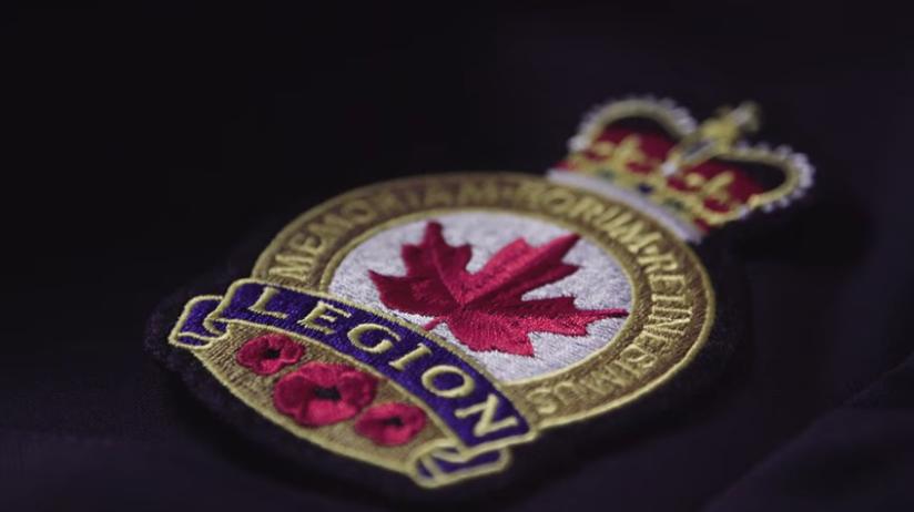 Legion patch