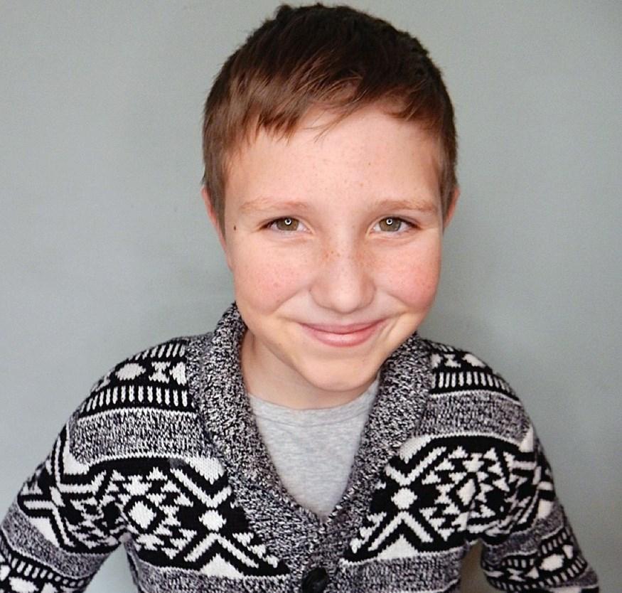 11-year-old Ladner Singer