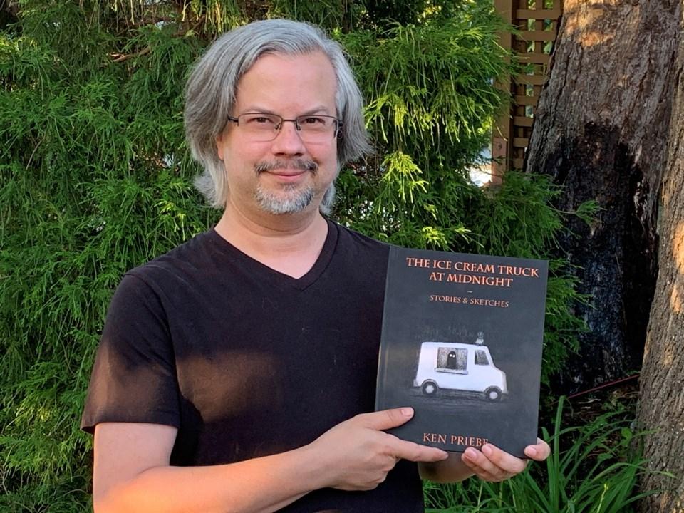 Ken Priebe author