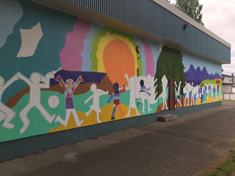 McCloskey mural