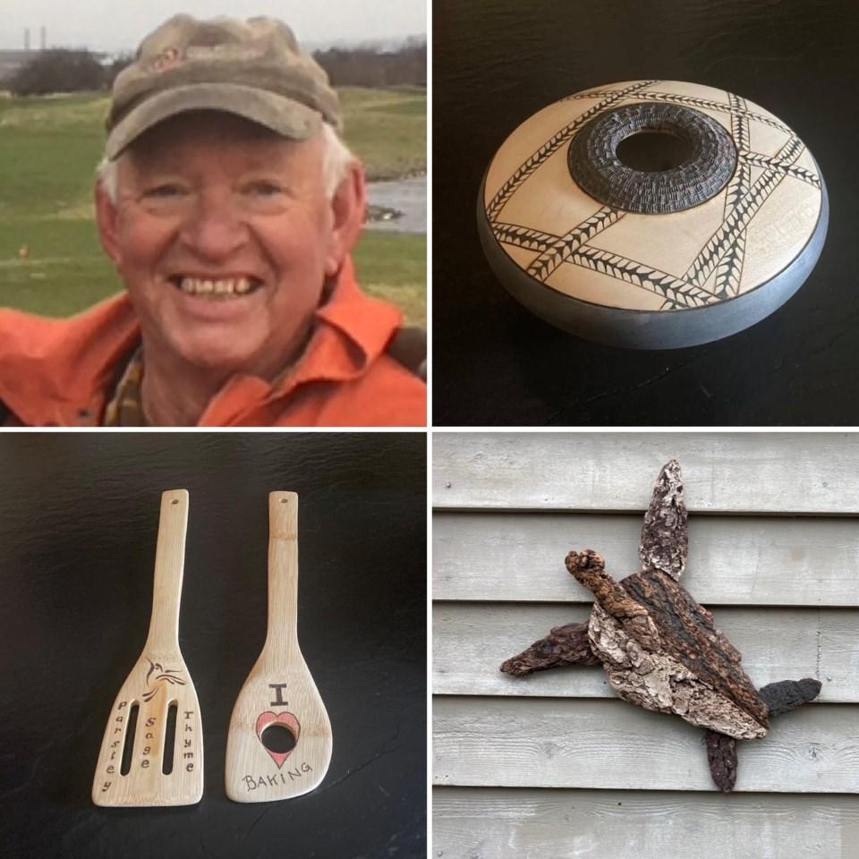 Peter Blair South Delta Artisans