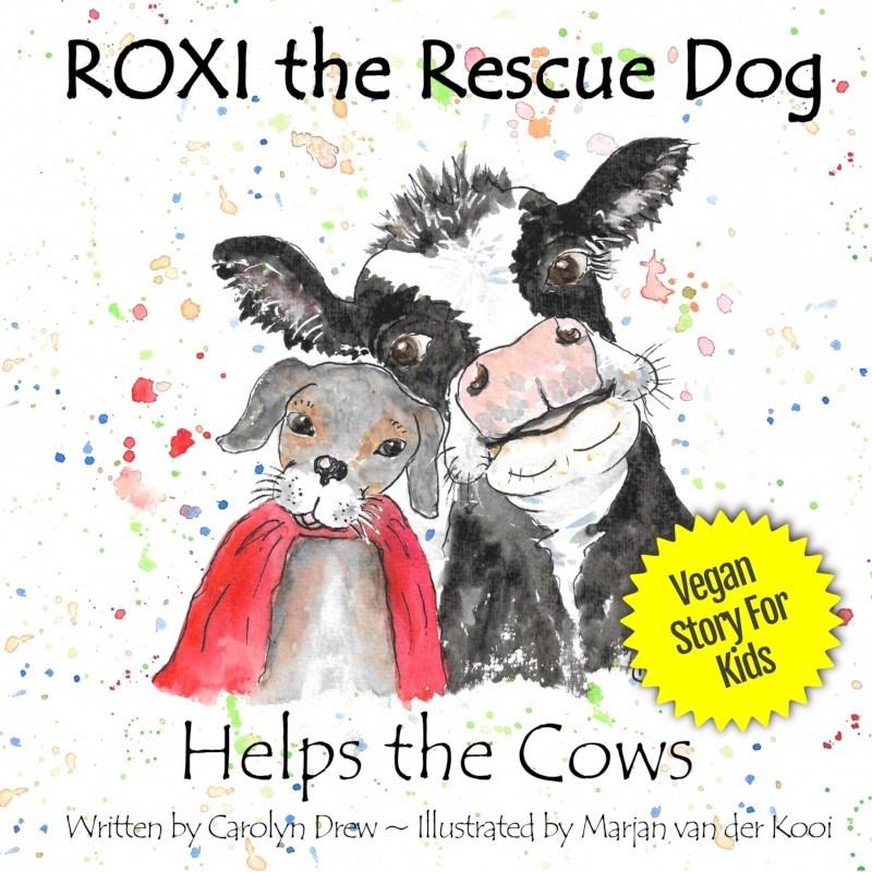 Roxi the Rescue Dog book launch