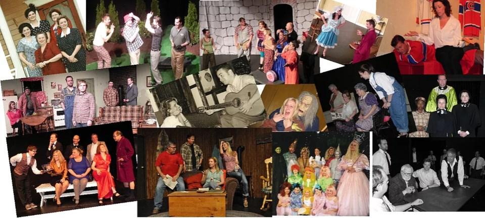 Sidekick players agm collage photo