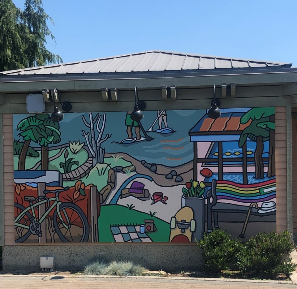 TBIA Gary Nay mural